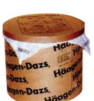 哈根达斯7.9kg桶装冰淇淋